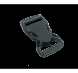 Фастекс 20 мм, арт. ИФ-20, цв. черный
