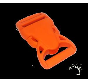 Фастекс 25 мм, арт. ИФ-25, цв. оранжевый