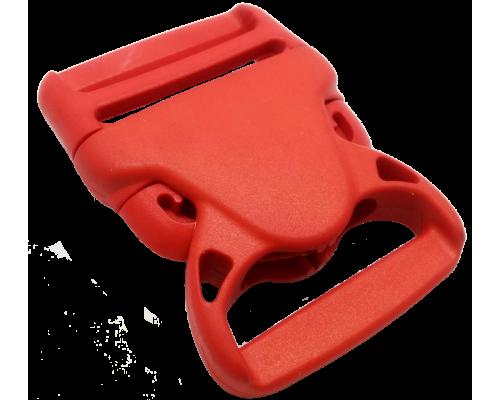 Фастекс 40 мм, арт. ИФ-40, цв. красный