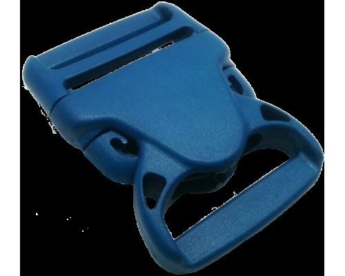 Фастекс 40 мм, арт. ИФ-40, цв. синий