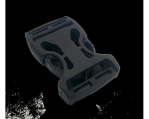 Фастекс 25 мм, арт. С-25, цв. черный