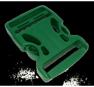 Фастекс 40 мм, арт. С-40, цв. зеленый