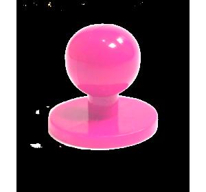 Пукля поварская розовая