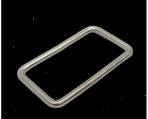 Рамка металлическая 40 мм (никель)