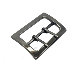 Пряжка металлическая (черный никель)