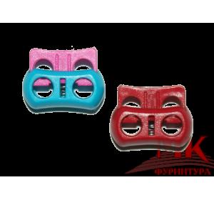 Фиксатор для шнура Х-вид (подбор цвета)