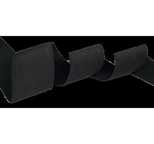 Резинка ткацкая 40 мм, черная