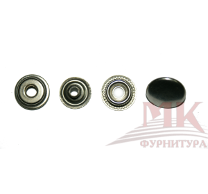 Кнопка кольцо (никель)