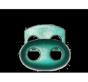 Фиксатор для шнура арт. МКВ-2м морская волна