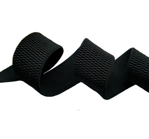 Резинка помочная 40 мм, черная