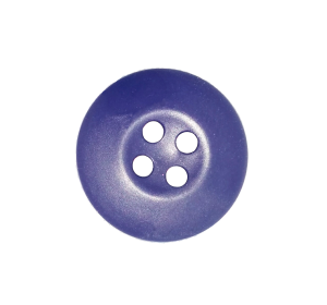 Пуговица НАТО 17 мм синяя
