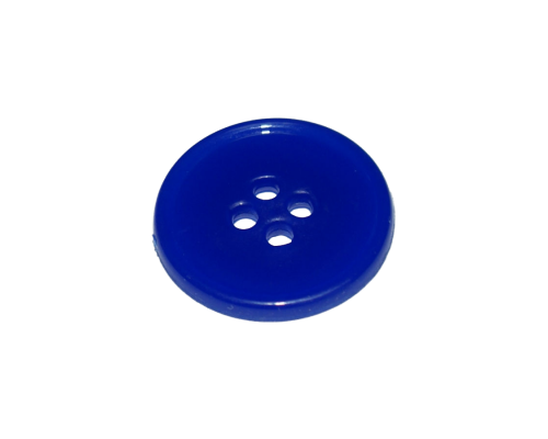 Пуговица для спецодежды 17 мм василек